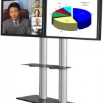 Dualdisplay Ständer für zwei Bildschirme, Flachbildschirme, Displays